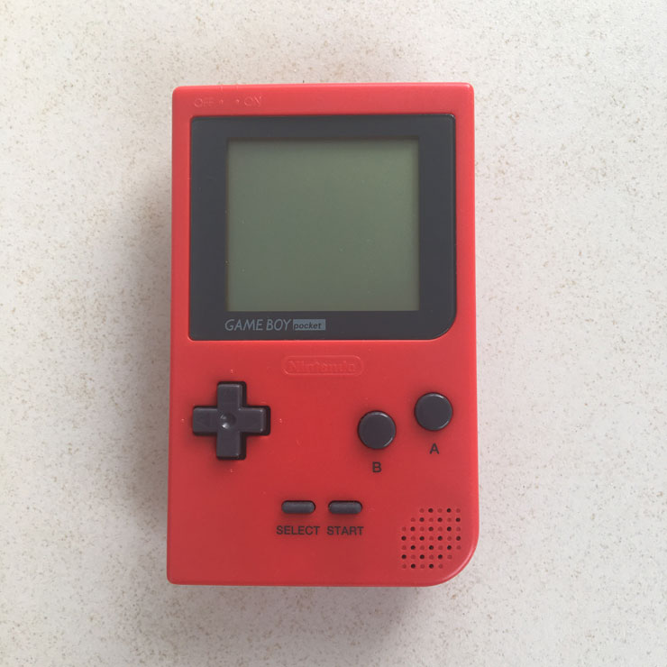 The Nintendo GameBoy Pocket - PlayEnthusiast com
